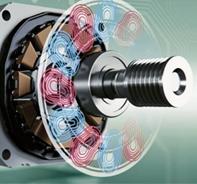 المحرك هو أحد المكونات الأساسية في الصناعة