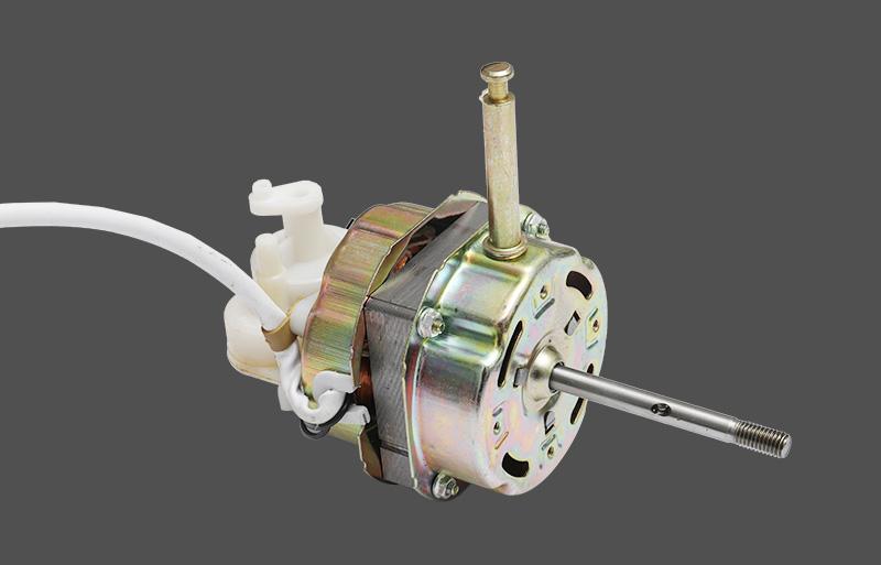 محرك كهربائي AC منخفض التكلفة لمروحة رأس الاهتزاز